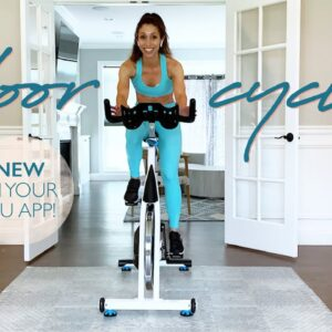 NEW! Indoor Cycling Workouts In Your Tone It Up App