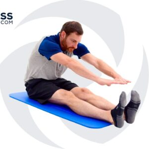 Lower Body Active Stretch Routine - PNF Stretch Routine for the Lower Body