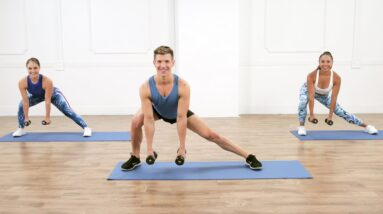 20-Minute Strong and Sculpted Arm Workout With Jake DuPree