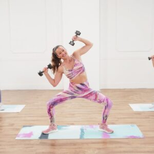 30-Minute Full-Body Strength Workout With Anna Renderer