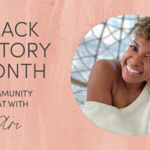 Black History Month | Community Chat With Trainer Ariel