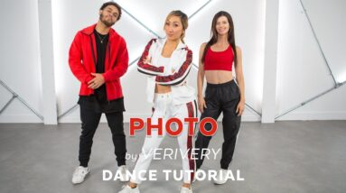 """Learn Dance Moves to """"Photo"""" by Verivery"""