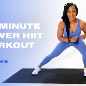 30-Minute Power HIIT Workout Inspired by Usain Bolt