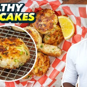 Healthy Cod Cakes that Aren't Dry!