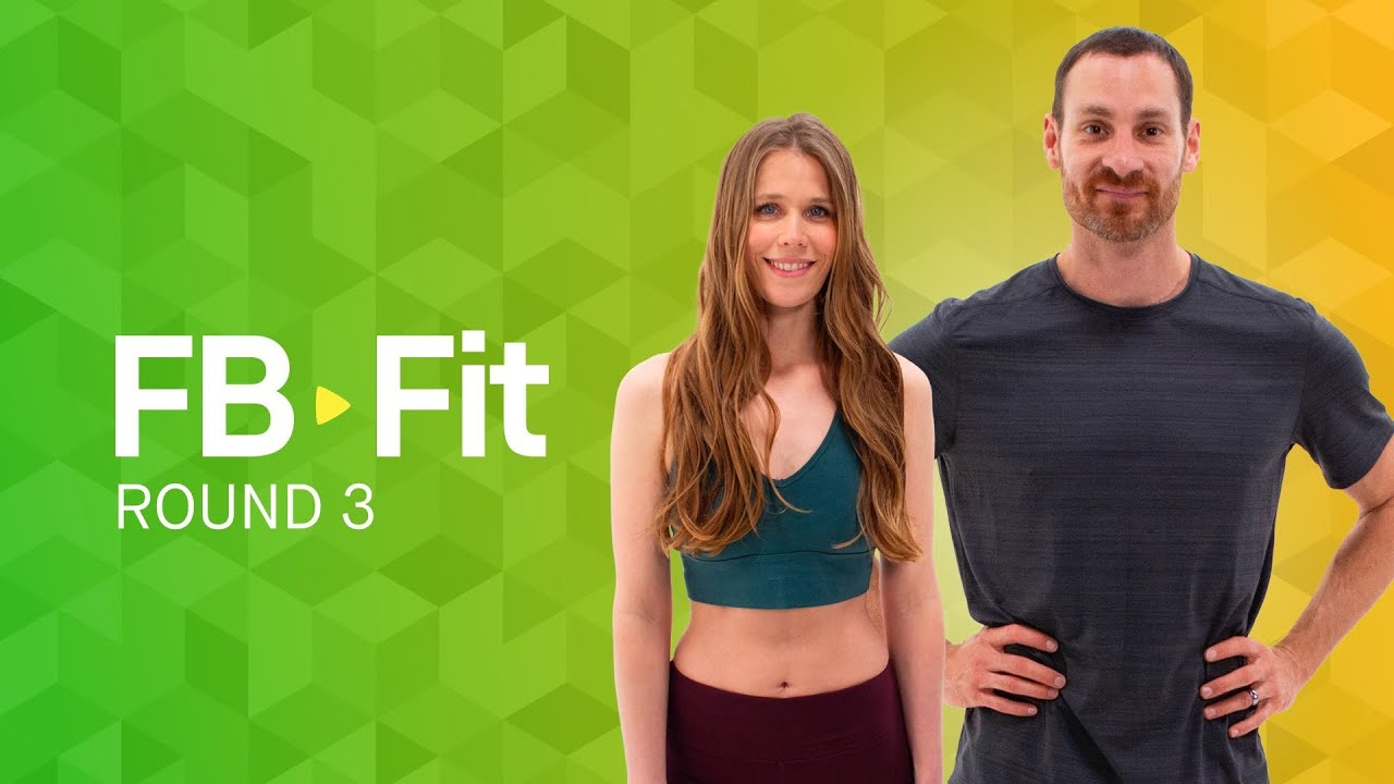 NEW Intense 4 Week FB Fit Program (Round 3) Now Available! Our most intense workout program