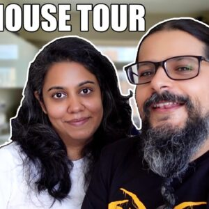 We finally moved into our new house! New House Tour!!!