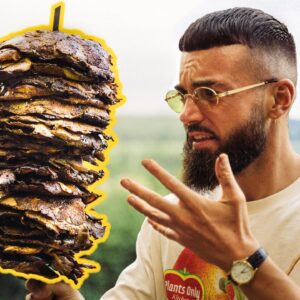you have never seen a KEBAB like this before 🤯 the craziest dish EVER.
