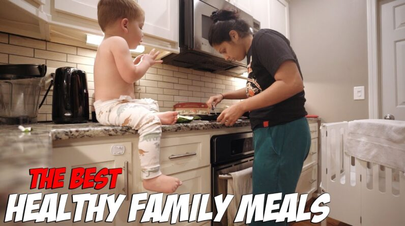 How to Eat Healthy with a Family... Whole 30 Meals