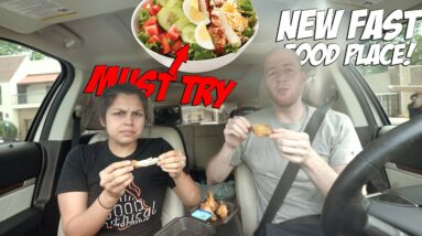 Trying a NEW Fast Food Place - Is It a Good Keto Option??
